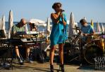 FOTO | Maria Dal Rovere al Chiosco Ancora - Summer Beach Festival